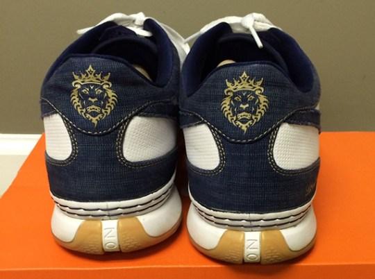 "Nike LeBron 6 Low ""Denim"" – Unreleased Sample on eBay"