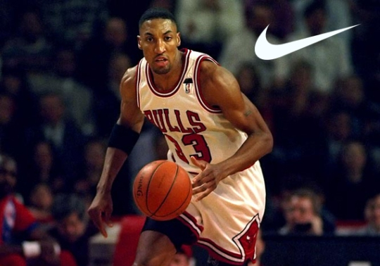 Nike Designer Marc Dolce Reportedly Working on Nike Pippen 6