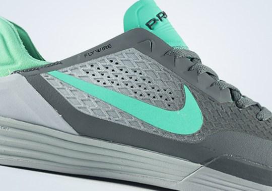 Nike SB P-Rod 8 – Grey – Green Glow