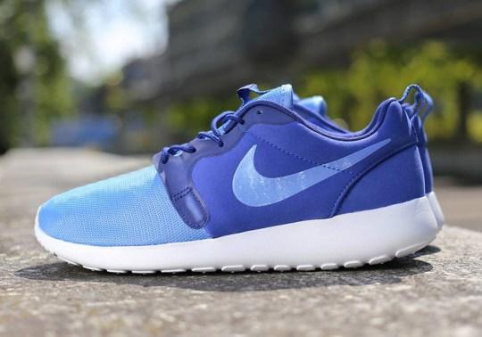 "Nike Roshe Run Hyperfuse ""Gamma Royal"""