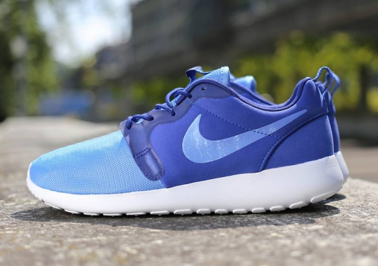 "Nike Roshe Run Hyperfuse ""Gamma Royal"""