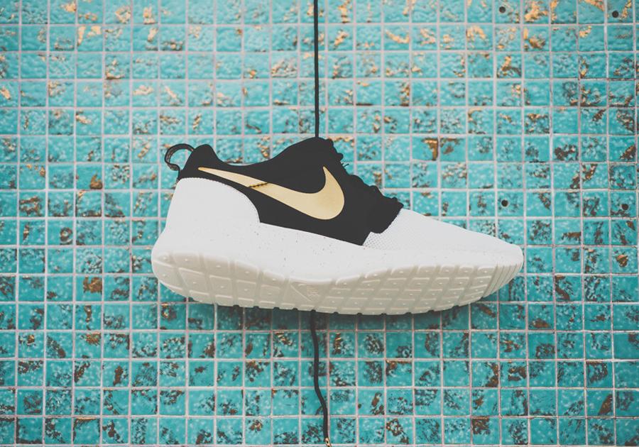 Nike Roshe Courir Hypervenom Or