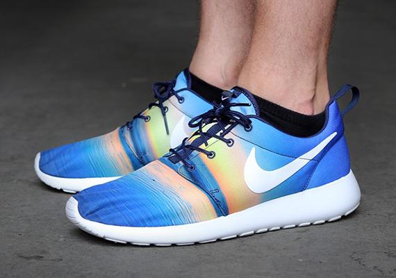 nike roshe run quotsunrisequot available sneakernewscom