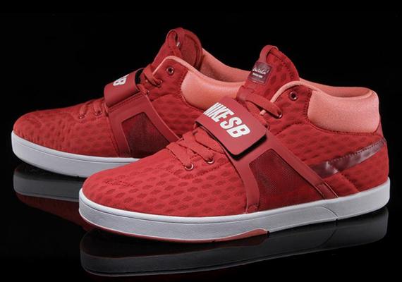 remises en vente Nike Eric Koston Mi Rr Vin Rouge cool sortie Footaction hbFug62Q