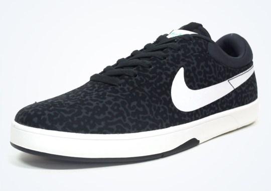 Nike SB Eric Koston SE – Black – White – Aqua