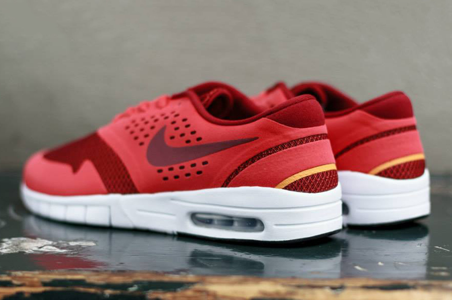 good out x wide range big discount Nike SB Koston 2 Max - Red Clay - Team Red - Atomic Mango ...