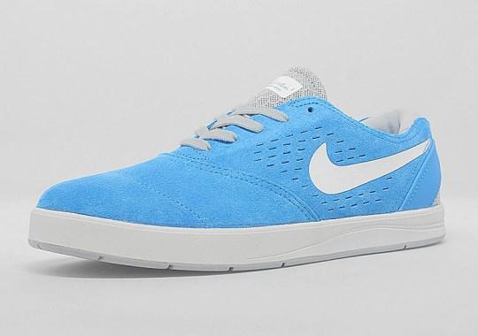 Nike SB Koston 2 – Photo Blue – Wolf Grey