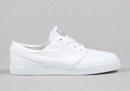 """Nike SB Stefan Janoski Canvas """"White"""""""