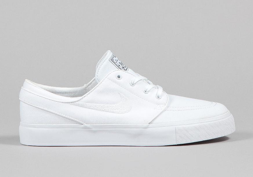 Nike Sb Zoom Stefan Janoski White Leather - Musée des ... 53c13c78f9781