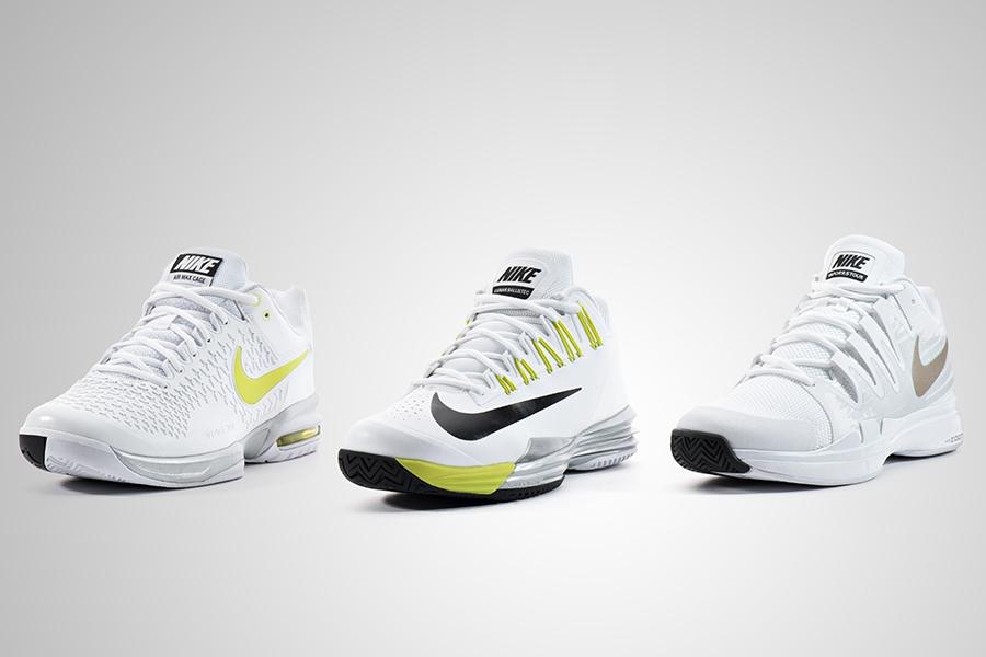 size 40 d6d32 77a45 ... Lunar Ballistec 1.5 Lg Us Open Rafael Nadal Size 11 Mens New Ds Rare  Nike Tennis Wimbledon 2014 Footwear ...