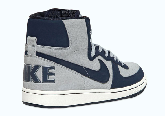 best loved f2eee d4be2 ... The Nike Terminator High in that classic Georgetown flavor is coming  back.