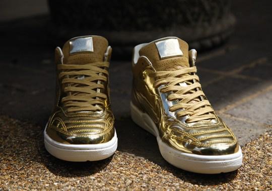 """Nike Tiempo '94 Mid """"Liquid Gold"""""""