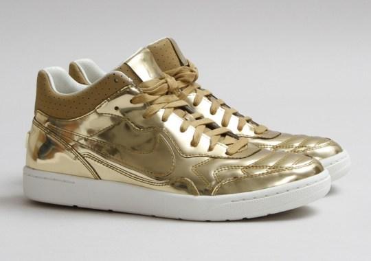 """Nike Tiempo '94 Mid """"Liquid Gold"""" – Release Date"""