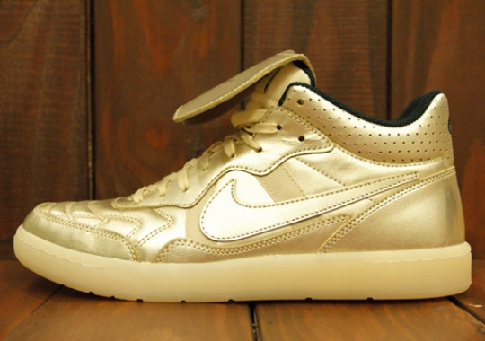 "Nike Tiempo '94 Mid ""Gold Trophy"""