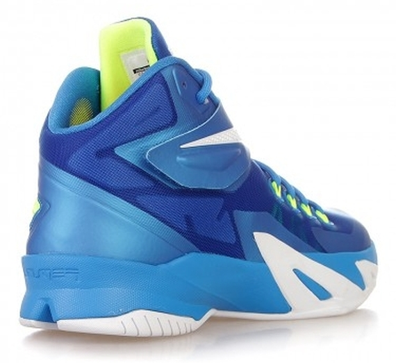 e28860d16be8 Nike Zoom Soldier VIII Color  Photo Blue White-Volt-Hyper-Cobalt Style  Code  653641-417. Release Date  07 05 14. Price   130