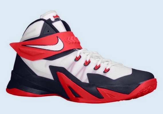 Nike Zoom LeBron Soldier 8