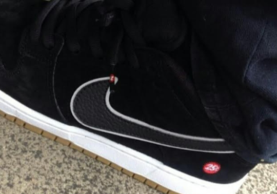 A First Look at the Quartersnacks x Nike SB Dunk Low