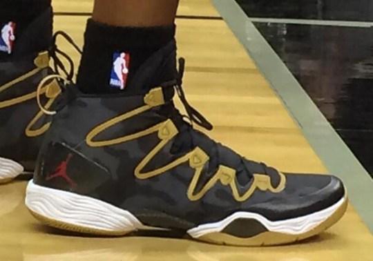 Ray Allen's Air Jordan XX8 SE PE for NBA Finals Game 1