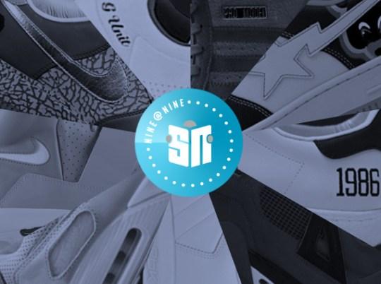 Sneaker News NINE@NINE: Hip-Hop Sneakers