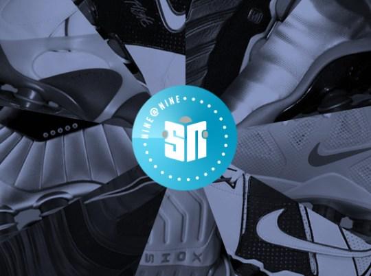 Sneaker News NINE@NINE: Nike Shox Basketball Sneakers