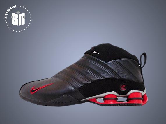 Nike Shox Basketball Sneakers