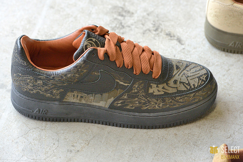 promo code 26e97 07fdc Nike Air Force 1 – Stephan Maze Georges Laser