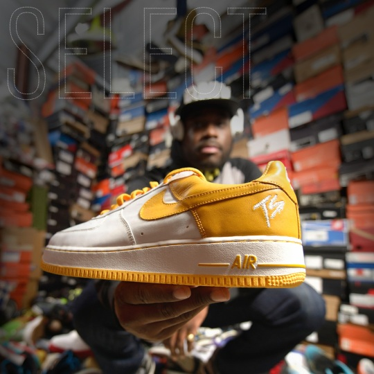 SELECT Collections: BikeManX Part 2 – Air Force 1s
