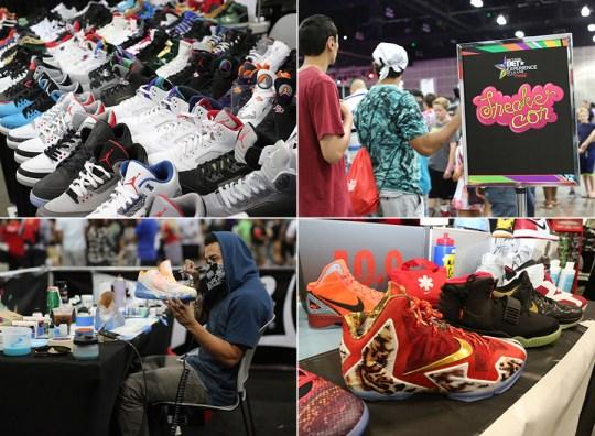 Sneaker Con LA @ BET Experience – June 2014 Event Recap