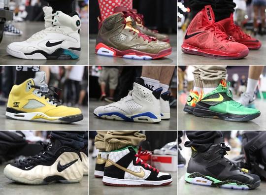 Sneaker Con LA @ BET Experience – June 2014 On-Feet Recap