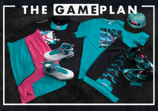 """The Game Plan"" by Champs Sports: South Beach"