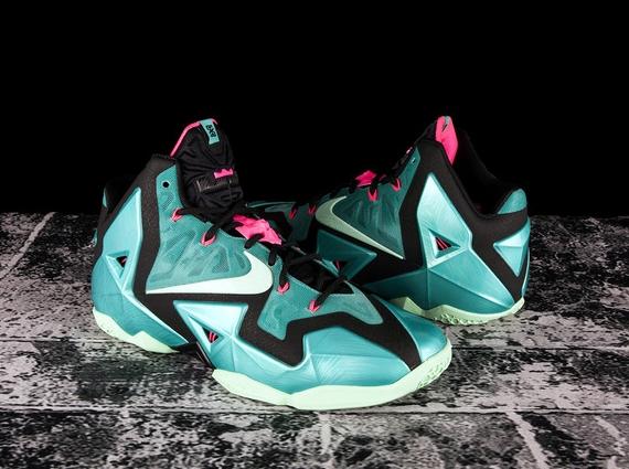 Nike Lebron  South Beach Release Reminder