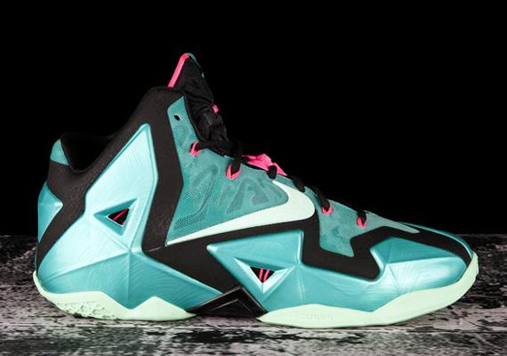 Nike LeBron 11 SOuth Beach