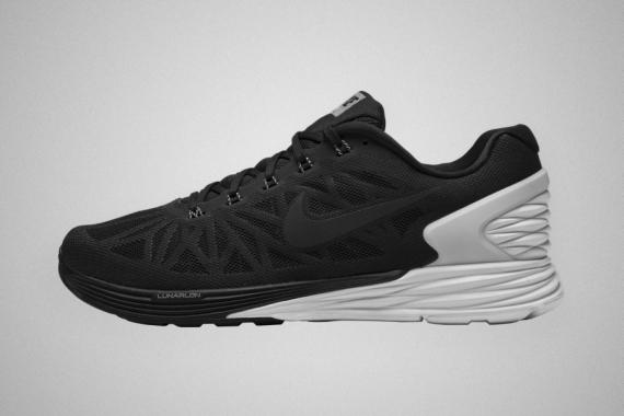 Nike Lunarglide 6 Noir / Blanc Hyper-poinçon De Cobalt-hyper Et Judy Vente en ligne nouvelle mode d'arrivée vente 2014 unisexe ReqMIK