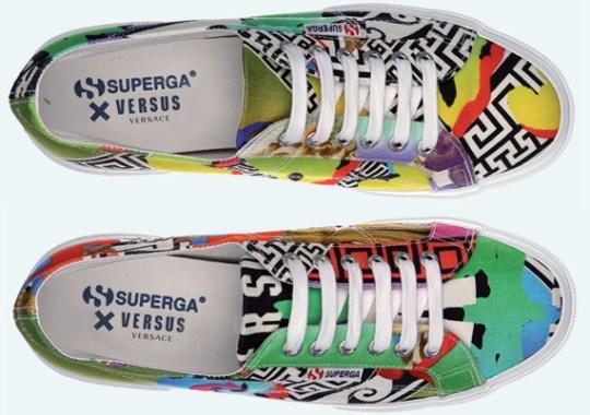 Versus Versace x Superga 2750