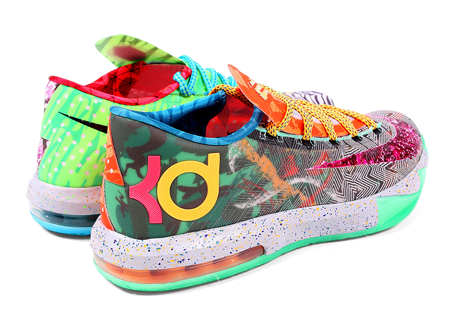 "The Nike ""What The KD 6"" Is Not As Limited As You Think"