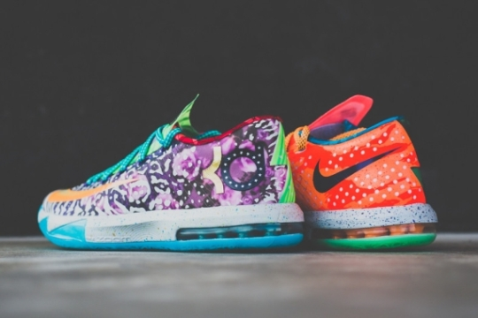 Nike What the KD 6 – Release Reminder