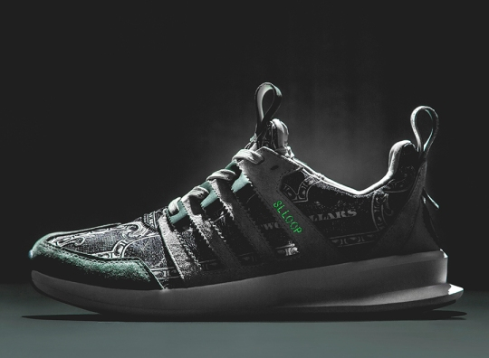 """Wish x adidas SL Loop Runner """"Independent Currency"""""""