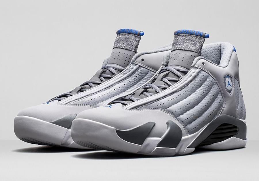 Air Jordan 14 Date De Sortie Bleu Sport
