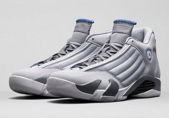"Air Jordan 14 ""Sport Blue"" – Nikestore Release Info"