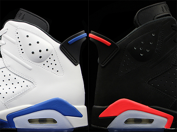 air jordan retro 6 colorways meaning