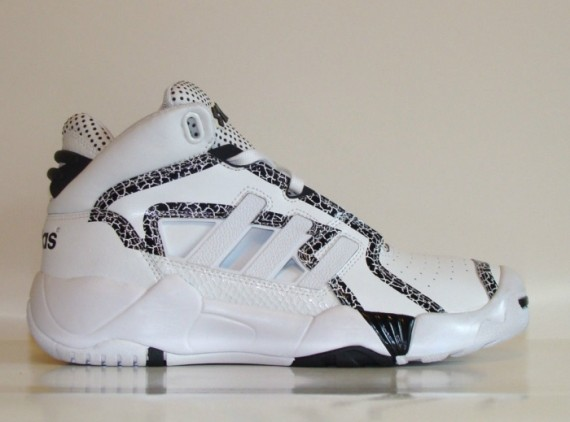 "adidas Originals Streetball 2 – Unreleased ""Concrete"" Sample"