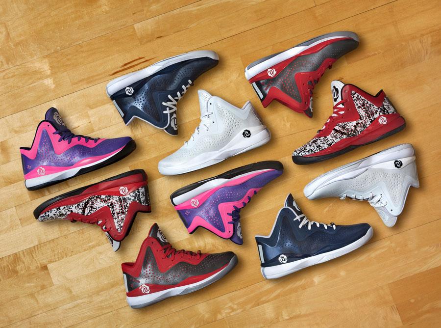 b397ac215e8 adidas Basketball Unveils the D Rose 773 III - SneakerNews.com