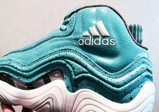 adidas Crazy 2 – Teal – White