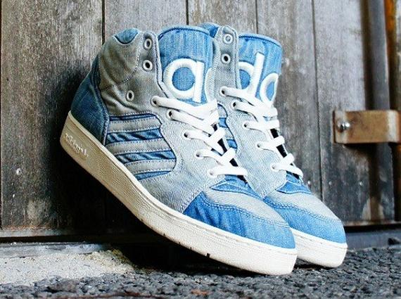 adidas originals x jeremy scott instinct hi leopard shoe