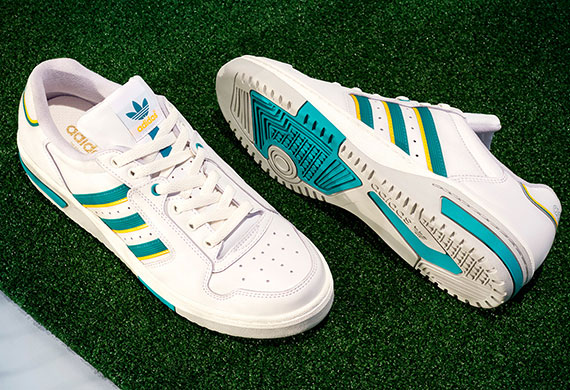 best website 42d4e 618c0 The adidas Originals Edberg 86 continues to refer to Wimbledon not with  the obvious whitegreen palette, but instead with make ups that are a bit  more ...