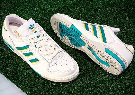 reputable site 61ba2 eb458 adidas Originals Edberg 86 – OG  Wimbledon