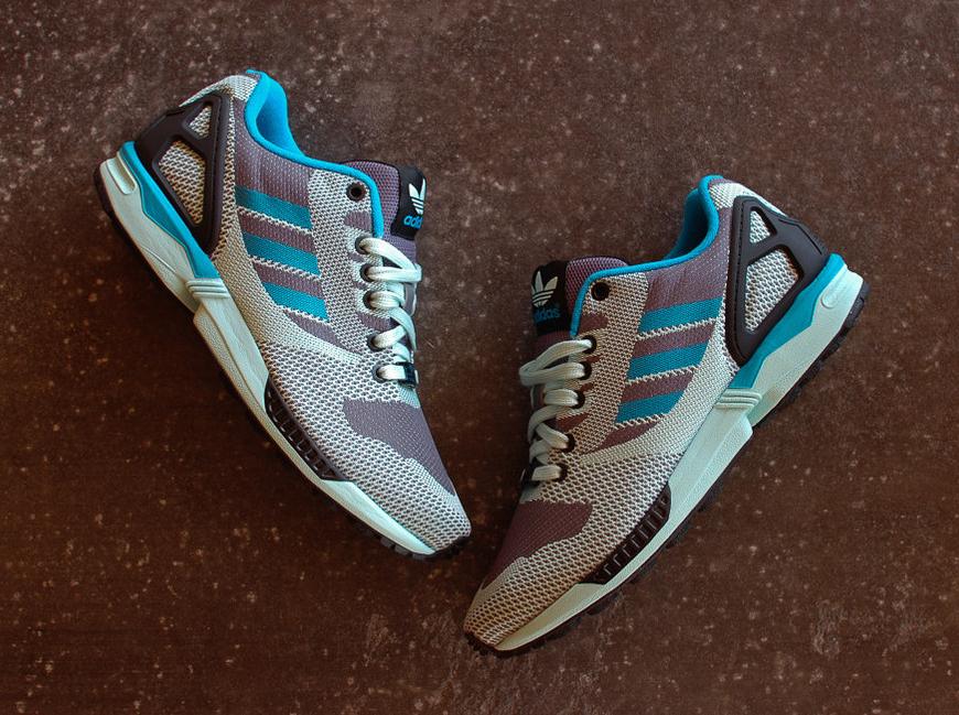 Adidas Zx Flux Multi Weave