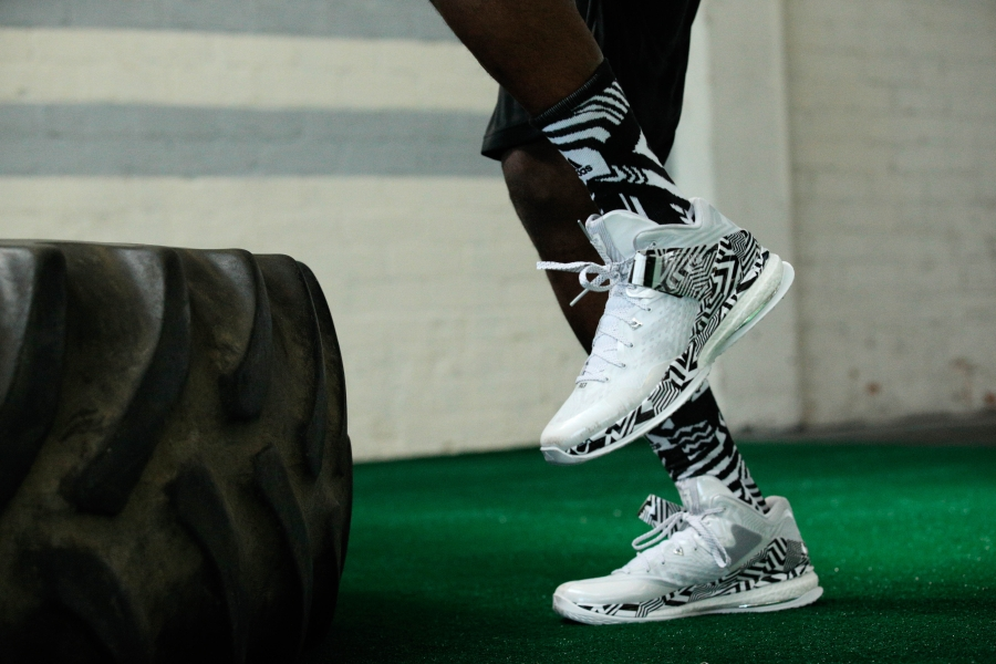 adidas Unveils RG3 s First Signature Shoe - The RG3 Energy Boost -  SneakerNews.com 66a19b8743