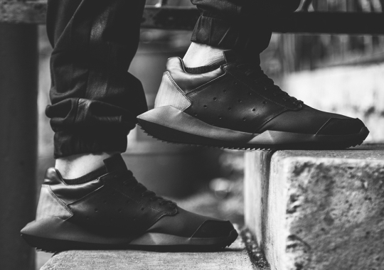 Rick Owens x adidas Tech Runner – Available