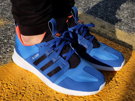 Adidas Sl Loop Runner Orange
